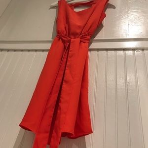 GAP🧵Make an offer 👋⭐️👍 Orange Dress
